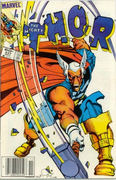 Thor Gets Hammered… Wait, What?