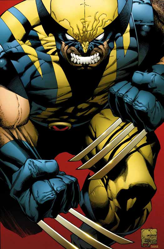 first REAL movie discussion Wolverine