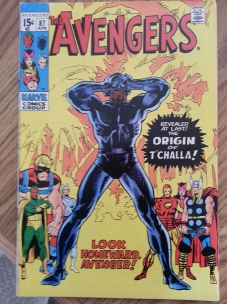 Classic Avengers #87
