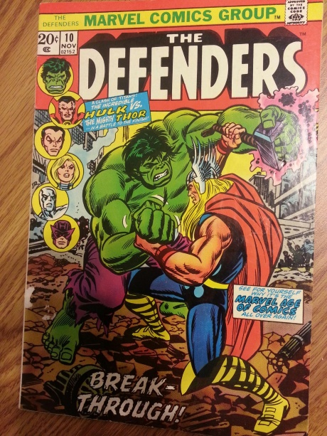 Classic Defenders #10