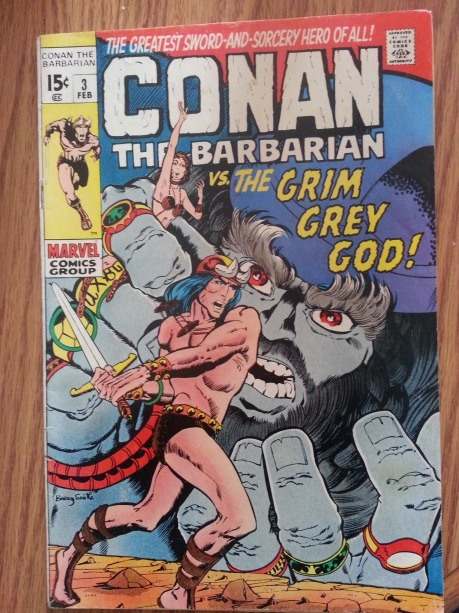 Classic Conan the  Barbarian #3