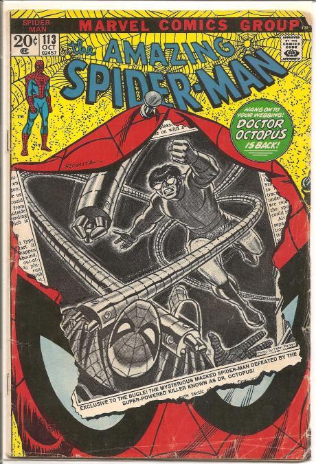 Classic Spidey